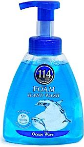114 Foam Hand Wash Ocean Wave 400 ml