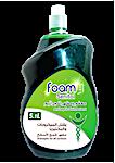 Foamy Antiseptic Disinfectant 5.1 L