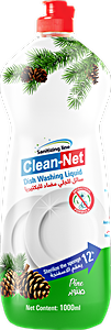 Clean-Net Dishwahing Liquid Pine 1000 ml