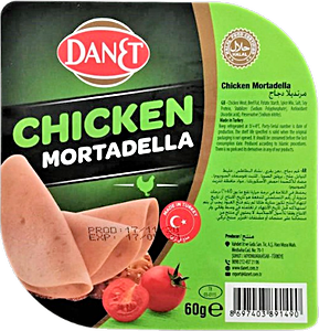 Danet Chicken Mortadella 60 g