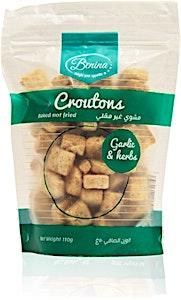 Benina Croutons Garlic & Herbs 110 g
