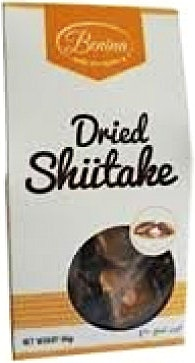 Benina Dried Shiitake 60 g
