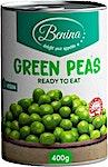 Benina Green Peas 400 g
