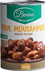Benina Foul Moudammas 400 g