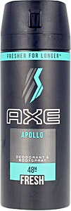 Axe Apollo Deodorant & BodySpray 150 ml