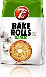 7Days Bake Rolls Garlic
