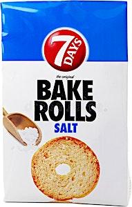 7Days Bake Rolls Salt