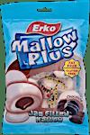 Erko Mallow Plus Chocolate Jam Filled 80 g