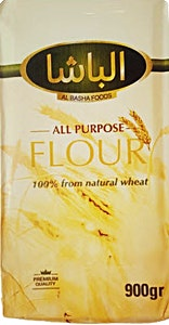 Al Basha All Purpose Flour 900 g