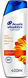 Head & Shoulders Anti-Hairfall  400 ml