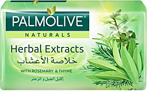 Palmolive Soap Herbal Extracts  120 g