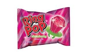 Ring Pop Strawberry 10 g