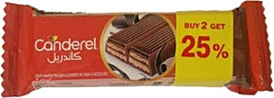 Canderel Choco Finger No Sugar 30 g X 2 @ 25 %