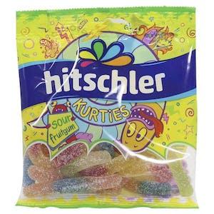 Hitschler Kurties Sour Fruit Gum 80 g