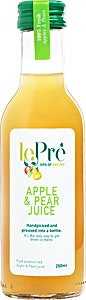 Le Pre' Apple & Pear Juice 250 ml