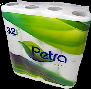 Petra Toilet Tissues 32 rolls