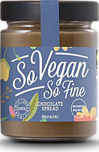 Organic Vegan Chocolate Spread 270 g