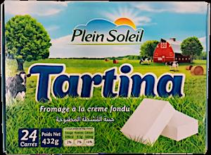 Plein Soleil Tartina Cheese Cube 24 's