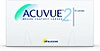 Acuvue2 Monthly Contact Lenses D-1.00 1's