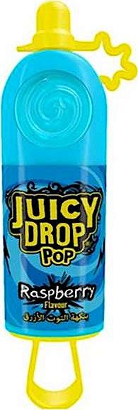 Juicy Drop Pop Raspberry 26 g