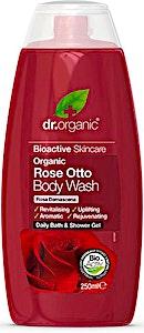 Dr. Organic Rose Otto Body Wash 250 ml