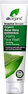 Dr. Organic Aloe Vera Creamy Face Wash 150 ml