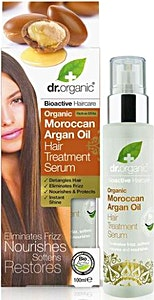 Dr. Organic Moroccan Argan Hair Treatment Serum 100 ml