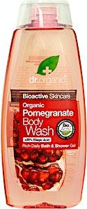 Dr. Organic Pomegranate Body Wash 250 ml