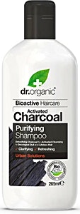 Dr. Organic Charcoal Shampoo 265 ml