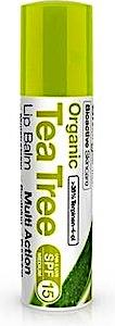Dr. Organic Tree Tea Lip Balm 5.7 ml