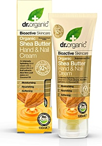 Dr. Organic Shea Butter Hand & Nail Cream 100 ml