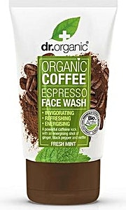 Dr. Organic Coffee Face Wash 125 ml