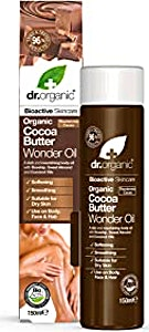 Dr. Organic Cocoa Butter Wonder Oil 150 ml