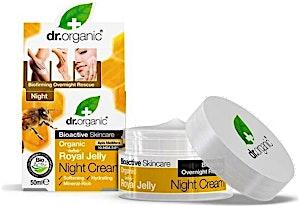 Dr. Organic Royal Jelly Night Cream 50 ml