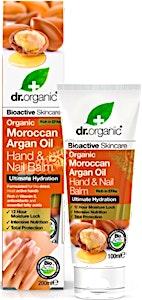 Dr. Organic Moroccan Oil Hand & Nail Balm 100 ml