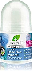 Dr. Organic Dead Sea Mineral Deodorant 50 ml