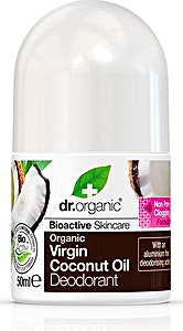 Dr. Organic Coconut Oil Deodorant 50 ml