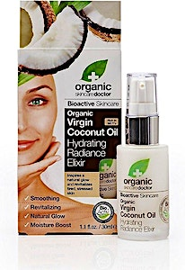 Dr. Organic Coconut Oil Hydrating Radiance Elixir 30 ml
