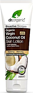 Dr. Organic Coconut Oil Skin Lotion 200 ml