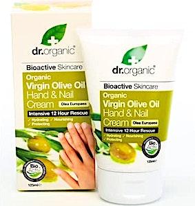 Dr. Organic Olive Oil Hand & Nail Cream 125 ml