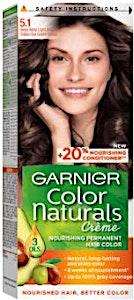 Garnier Color Naturals Crème Deep Ashy Light Brown 5.1