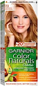Garnier Color Naturals Crème Hazel Blonde  7.3