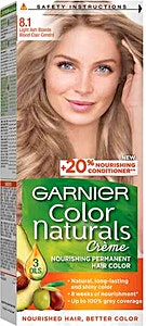 Garnier Color Naturals Crème Light Ash Blonde  8.1