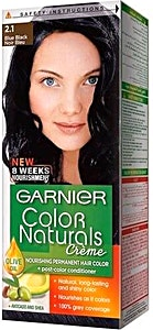 Garnier Color Naturals Crème Blue Black 2.1