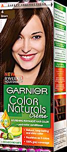 Garnier Color Naturals Crème Brown 4