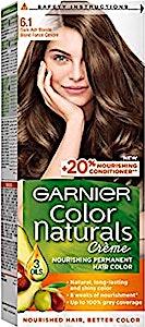 Garnier Color Naturals Crème Deep Ash Blonde   6.1