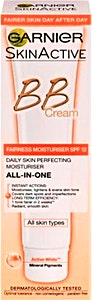 Garnier BB Cream  Fairness Moisturiser SPF12  40 ml