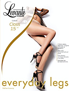 Levante Class 15 Tights Bronzo 1