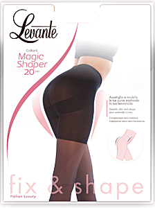 Levante Magic Shaper 20 Tights Natural 4 XL