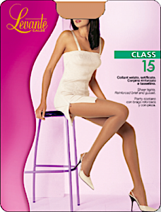 Levante Class 15 Tights Caffe 1